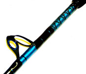 Alba Rods - custom fishing rods
